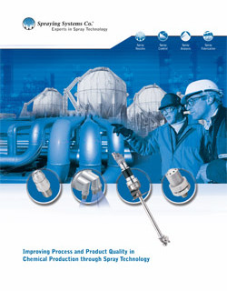 Spraying Systems Co. Bulletin 568 Chemical Industry